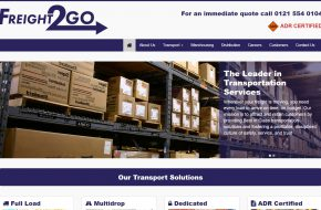 Freight2Go - transport