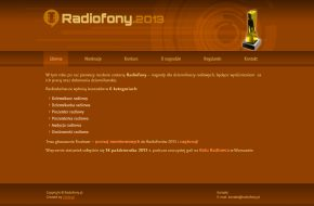 Radiofony 2013