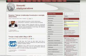 Portal Stosunki Międzynarodowe
