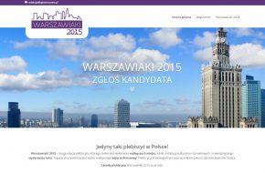 Warszawiaki 2015