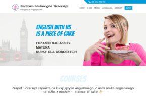 Kursy angielskiego