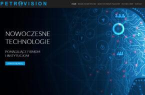 Petrovision - nowoczesne technologie
