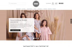 Ubrania dla dzieci i młodzieży